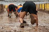 Obstacle Course de boue