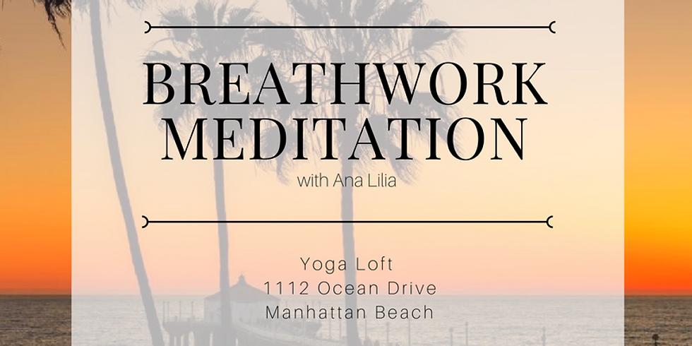 Yoga Loft - Breathwork Meditation