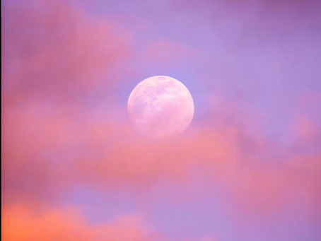 Full Moon in Libra Affirmations