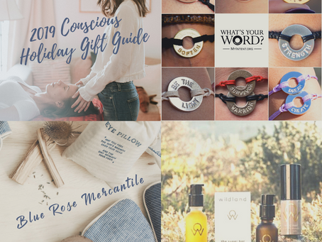 2019 Conscious Holiday Gift Guide