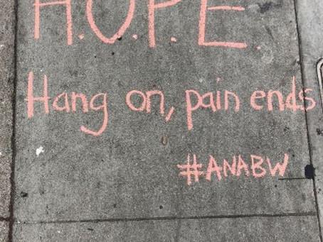 H.O.P.E. Hang On, Pain Ends