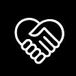 Aiutare icona della mano