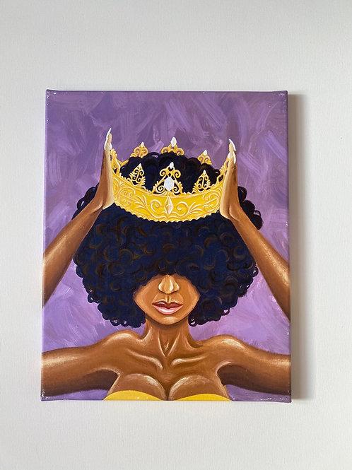 A Queens Crown