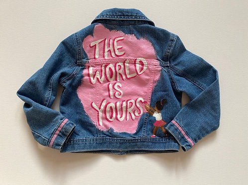 The World is Yours Jacket