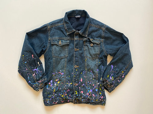 Kids Splatter Jacket