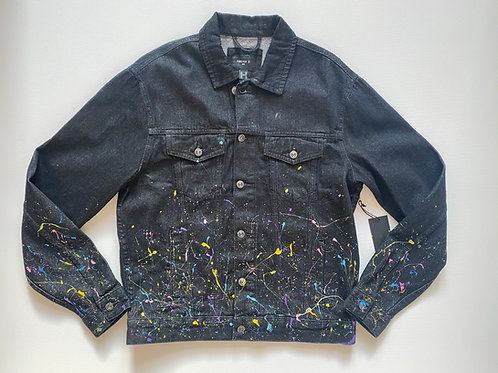 Splatter Paint Jacket