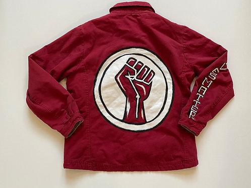 Black Power Jacket