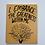 Thumbnail: Orange Canvas Quote Set