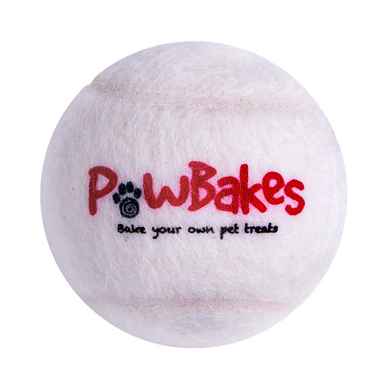 PawBakes Tennis Ball