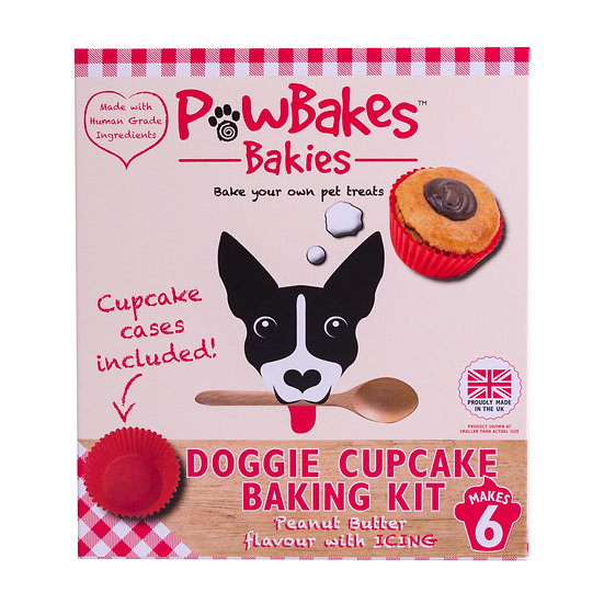 PawBakes Doggie Cupcake Baking Kit