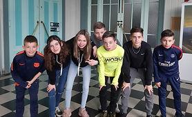 Le groupe squat'ados de Moutiers ressort