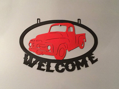 Welcome Truck