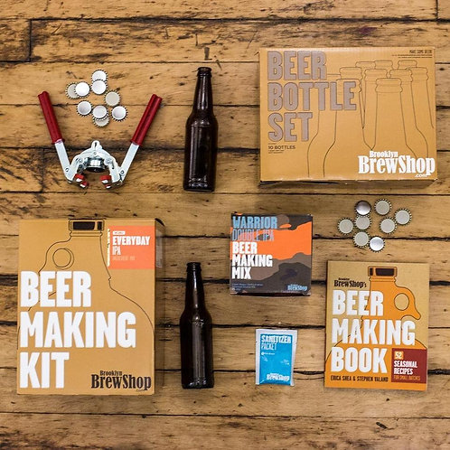Beer and Cider Making Kits