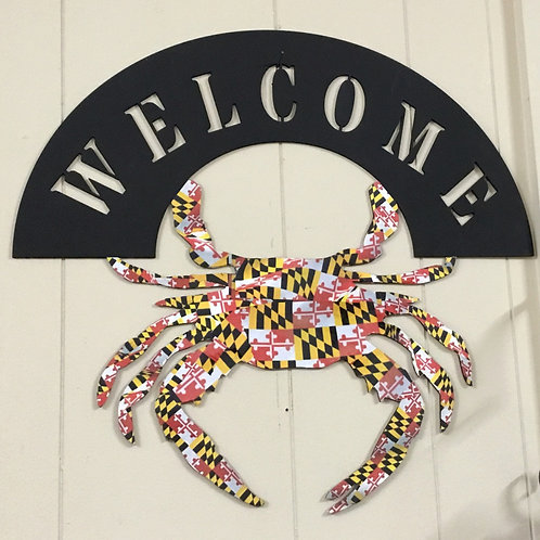 Welcome Crab