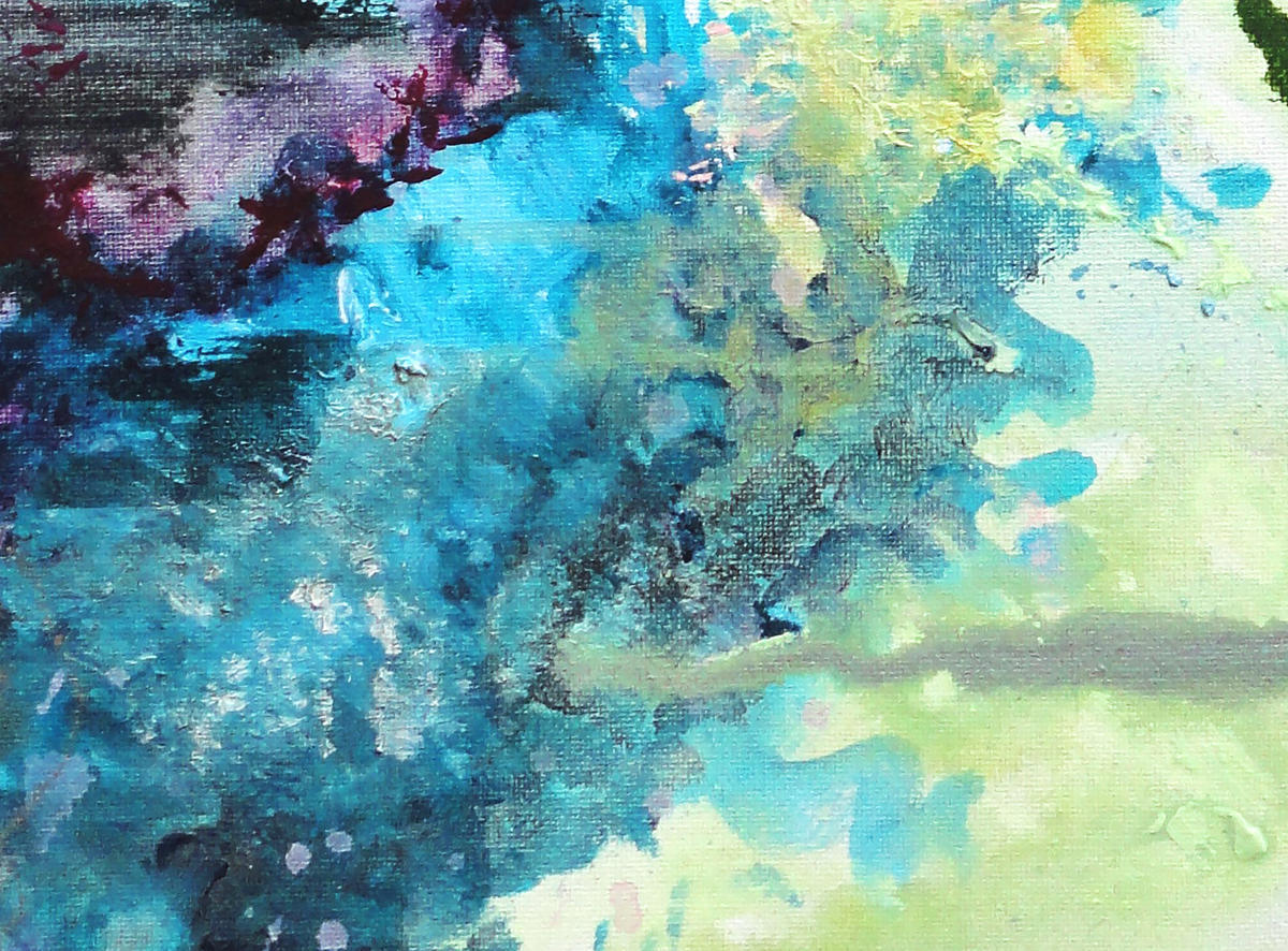 Aqueous III - Detail 3