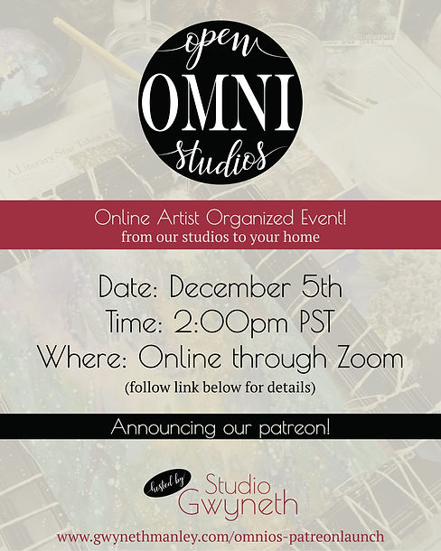Omni Open Studios Facebook Flyer_Patreon