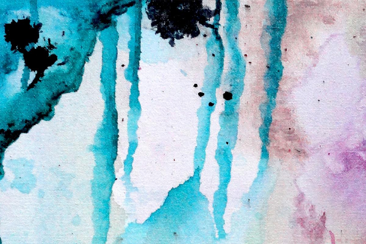 Aqueous IV - Detail 6