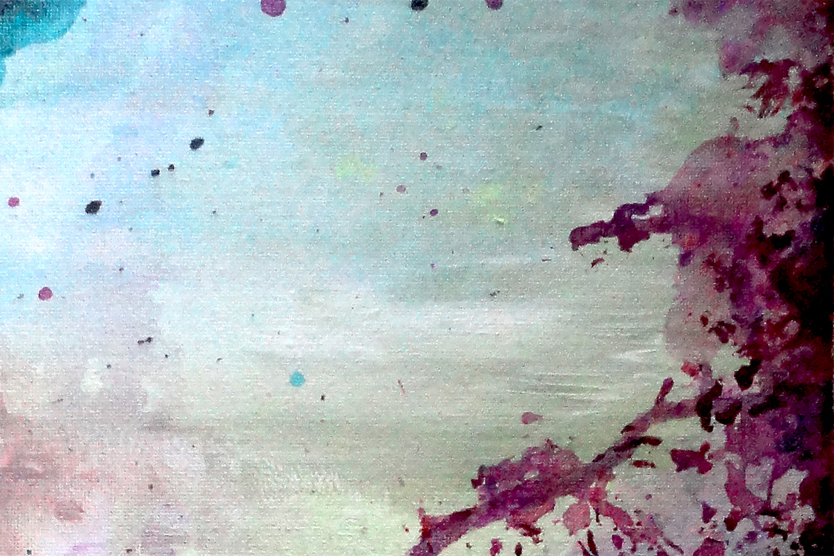 Aqueous IV - Detail 4