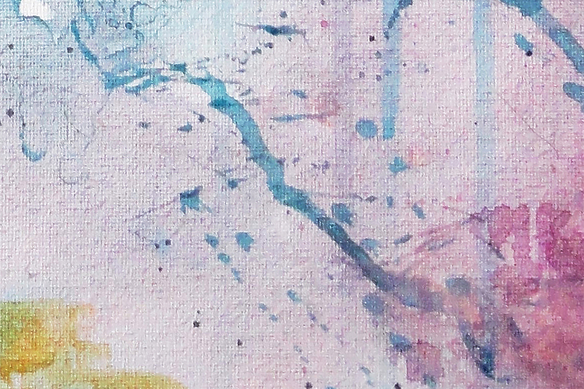 Aqueous II - Detail 1