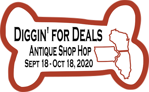 Diggin' for Deals Shop Registration