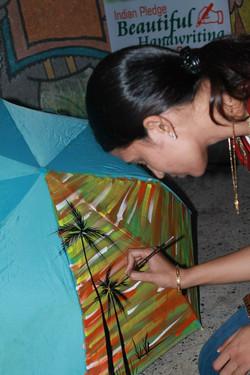 Umbrella-painting-workshop