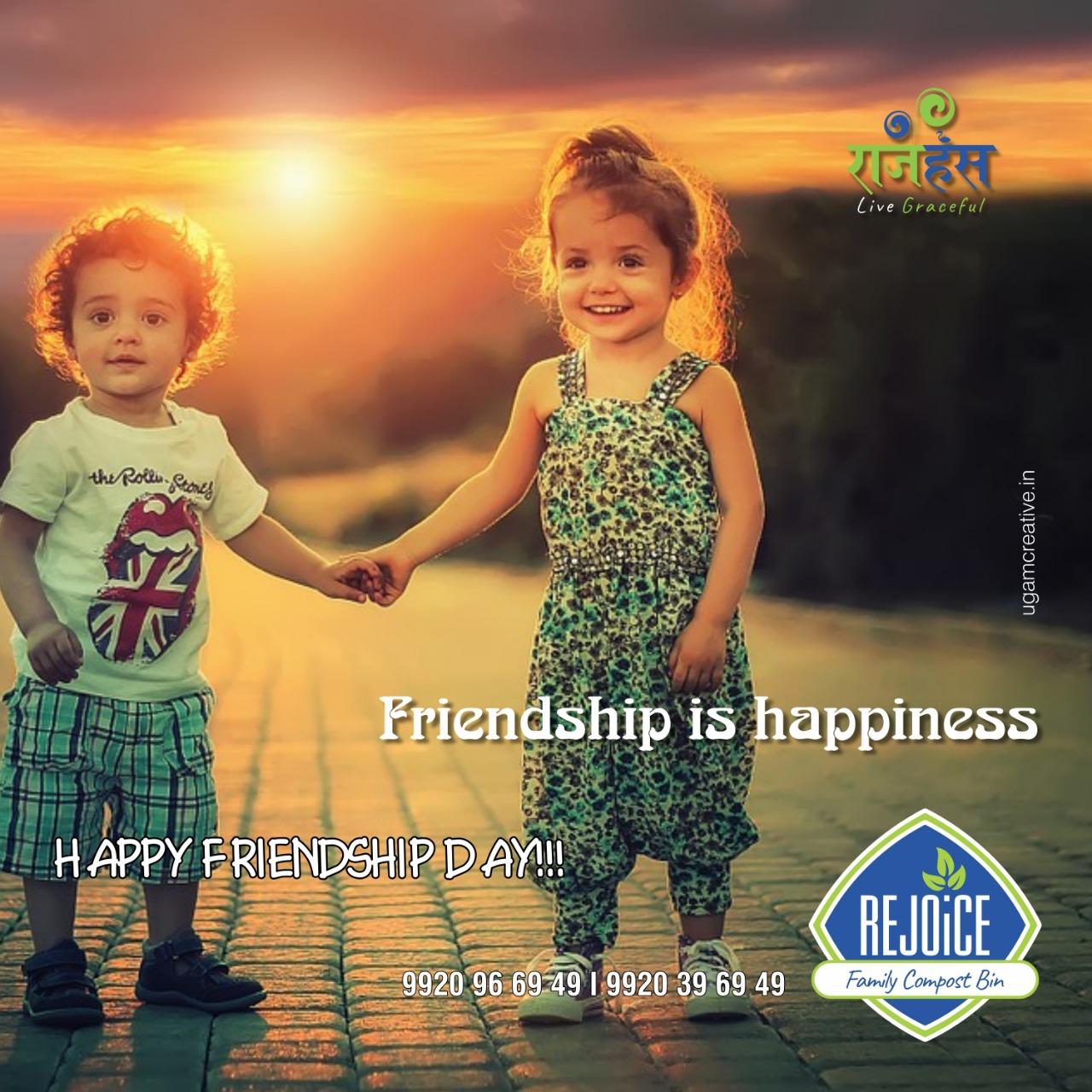 Rajhans_friendshipday