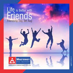 Friendship Day Master Key