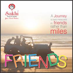 Friendship Day Sakhi
