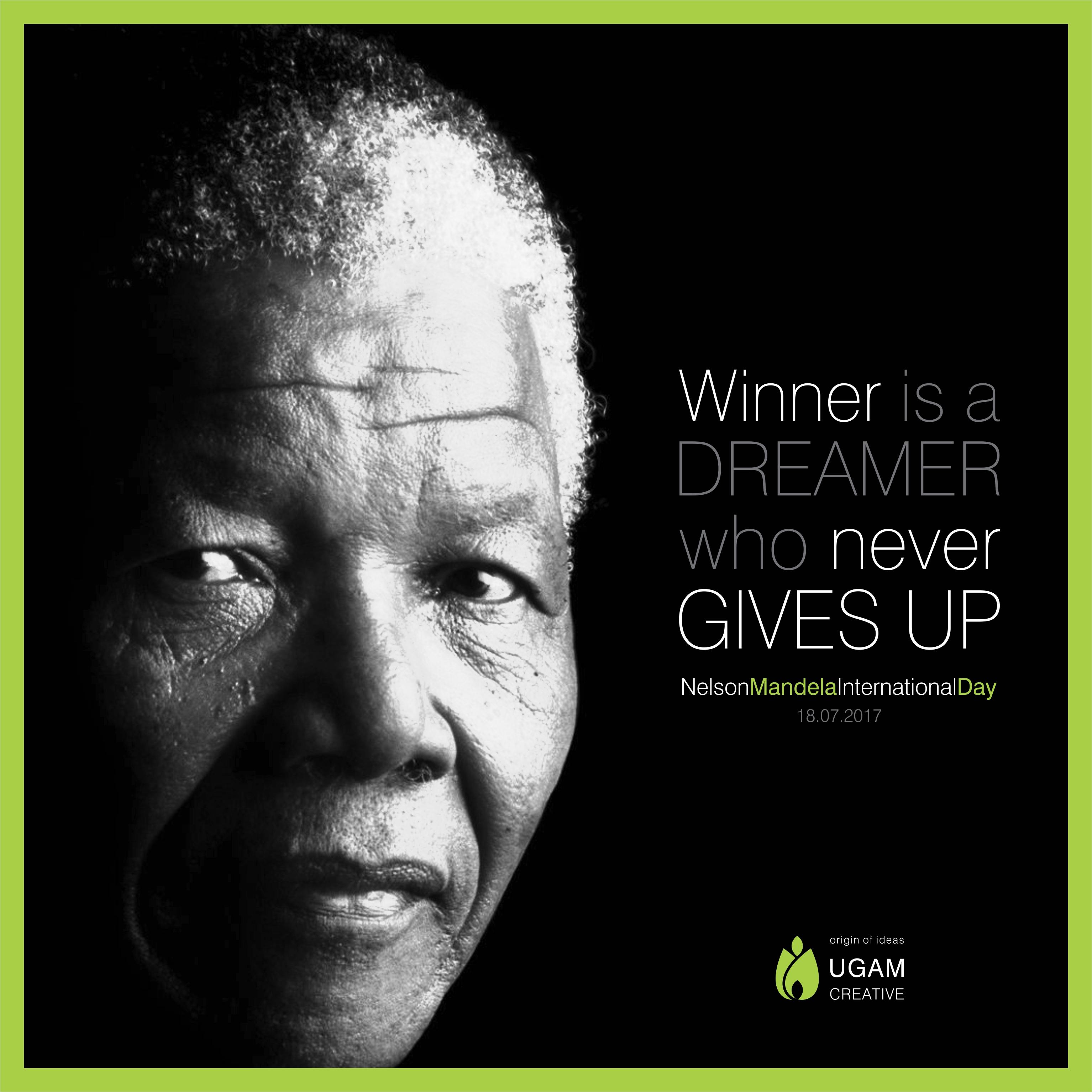 Mandela Day UC