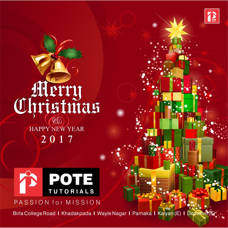 CHRISTMAS POTE 3