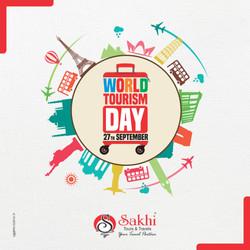 World Tourism day sakhi