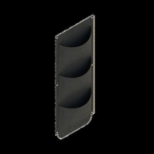 Bolsillo de siembra vertical X 3 plantas
