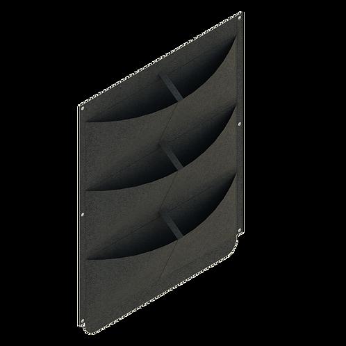 Bolsillo de siembra vertical X 6 plantas