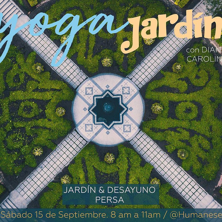 Yoga Jardín Septiembre