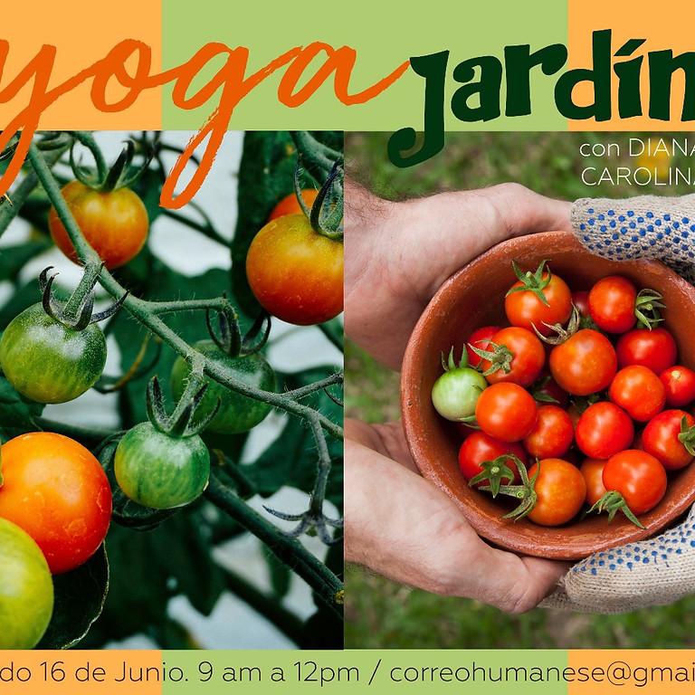 YogaJardín #02