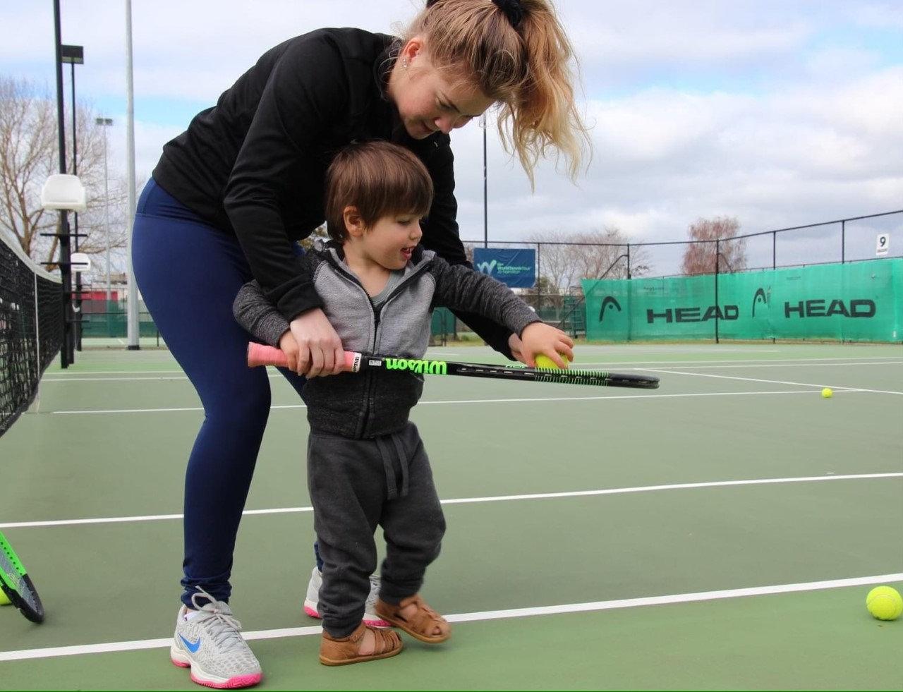 Group Tennis