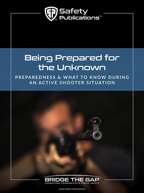 Being Prepared for the Unknown Publication