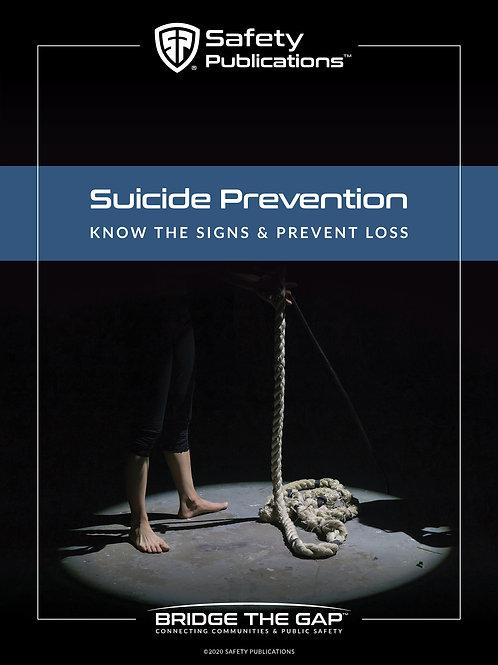 Suicide Prevention Publication
