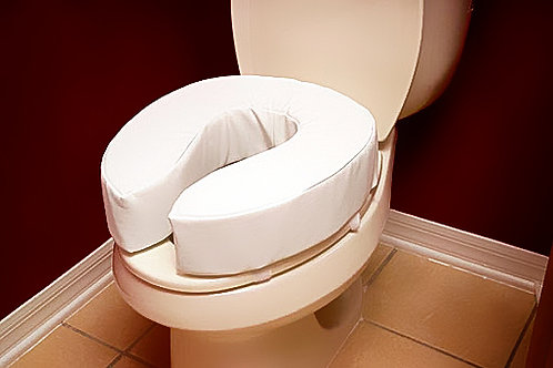 PADDED TOILET SEATS
