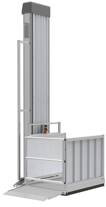 EZ Access Vertical Platform Lift