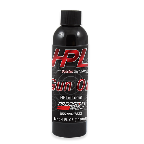 HPL GUN OIL-SYNTHETIC-4oz BOTTLE