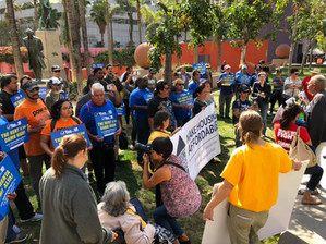 Activists rally for Prop 10