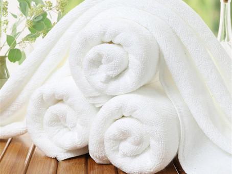 ¿Cada cuánto tiempo deberíamos lavar las sábanas y toallas?
