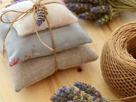 ¡Cómo hacer una almohadilla terapéutica con semillas!.