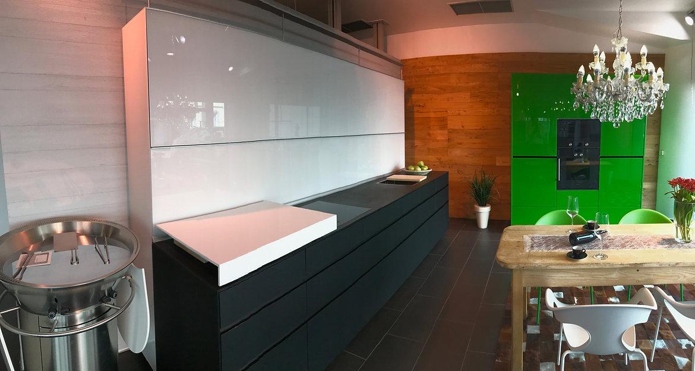 Küche kaufen in Trier und Luxemburg. Küchenkonzept Trier