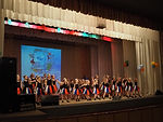 Конкурс Звёздный восход г. Оренбург