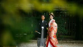 明治神宮での結婚式 by acco