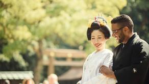オマーンから来た王子様 - 明治神宮での結婚式
