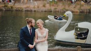 シカゴから井の頭公園へ 吉祥寺での結婚式撮影