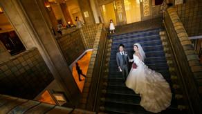 ホテルニューグランド横浜での結婚式